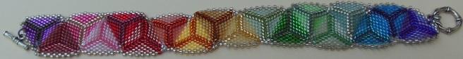 Triangle Bracelet1