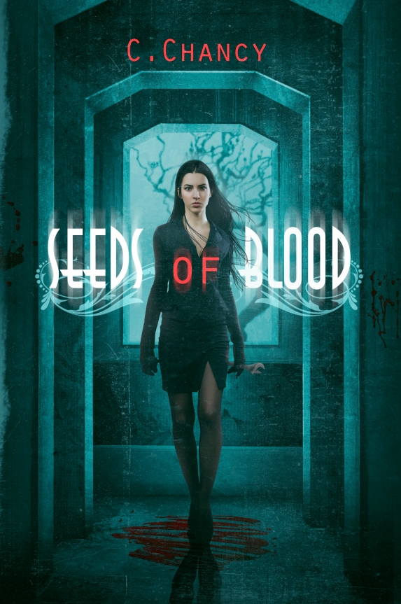 FRONT COVER - SEEDS OF BLOOD