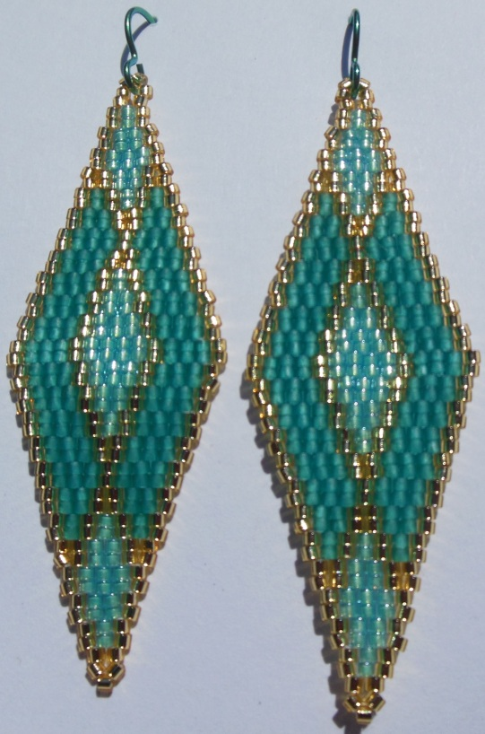 Turquoise Gold9